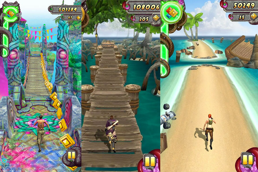 Temple Run 2 para PC